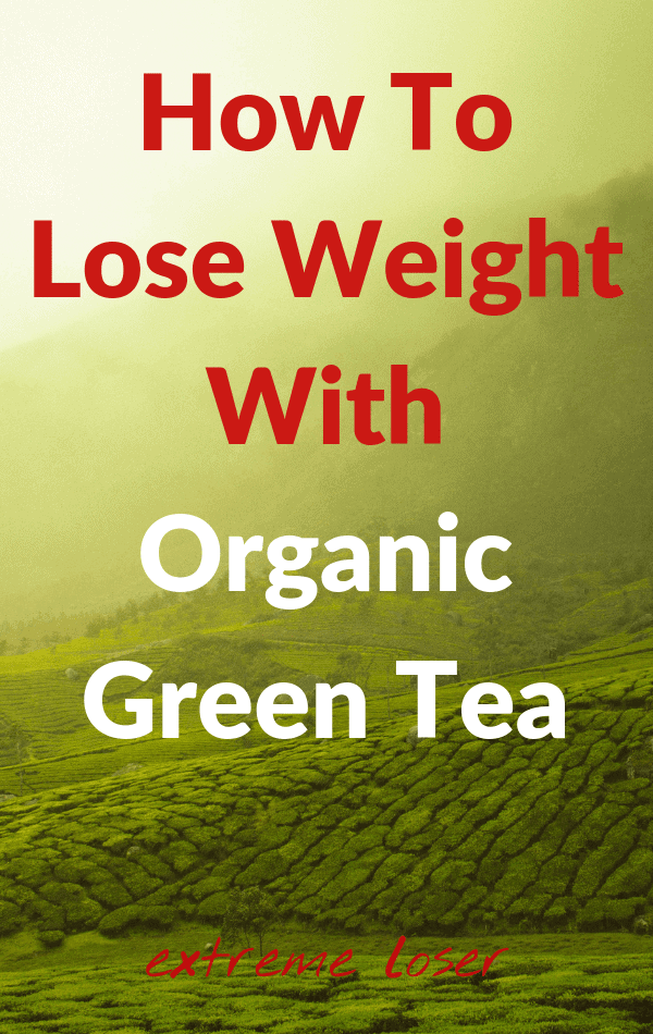 ExtremeLoser.com | How To Lose Weight With Organic Green Tea | #weightloss #healthylifestyle #passion #loseweight #greentea #teas #china #organic #mealplan #dietprogram #mindset #motivation #truth #fitness #fit #healthy
