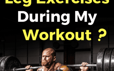 Should I Skip Squats And Leg Exercises During My Workout?