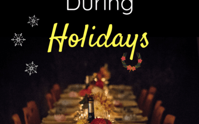 How To Keep Weight Off During Holidays